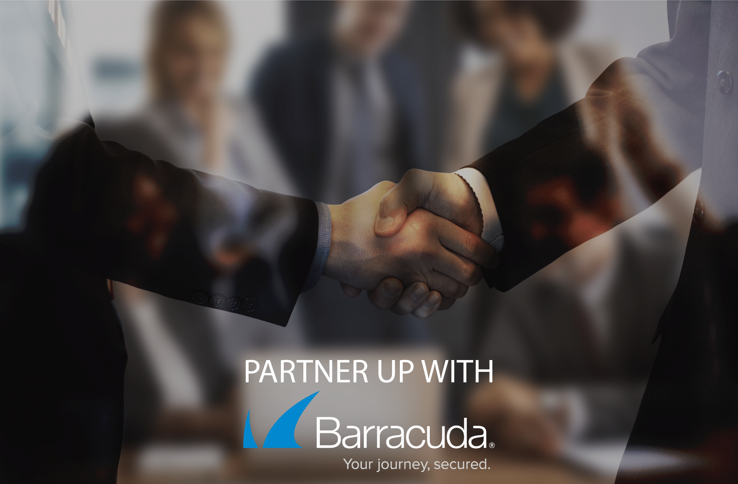Partner up with Barracuda
